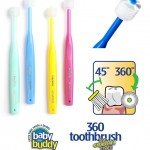 Baby Buddy 360 Toothbrush