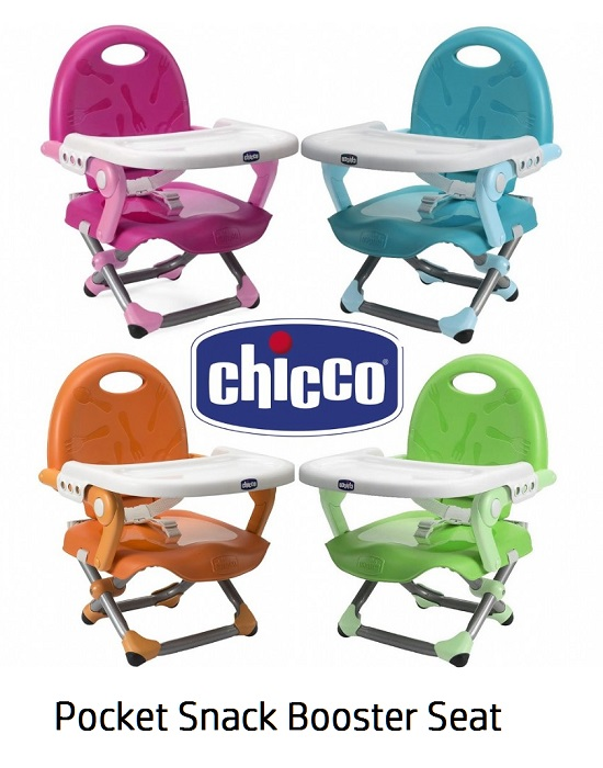 chicco pocket snack booster seat cover