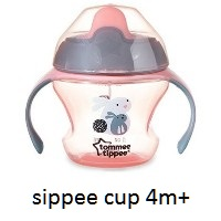 tommee tippee sippee cup 4m+ thumb