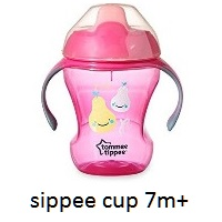 tommee tippee sippee cup 7m+ thumb