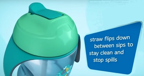 Tommee Tippee Straw Cup 9m Fitur (2)