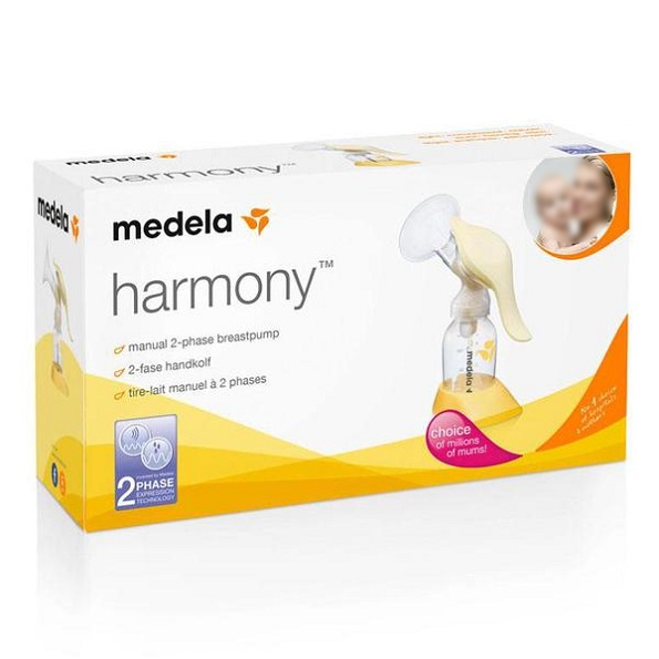 medela harmony light