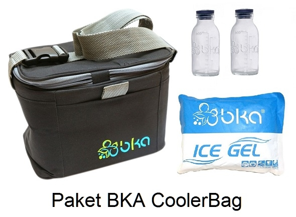 BKA Cooler Bag Paket