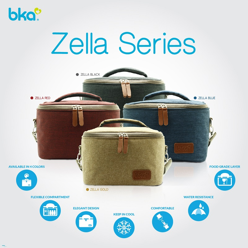 BKA Coolerbag Zella Series