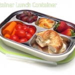 Steeltainer Lunch Container 5 Compartments