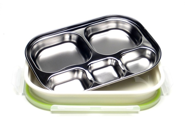 Steeltainer-Lunch-Container-5-Compartment-Part