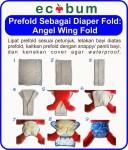 Sebagai Angel Wing Fold