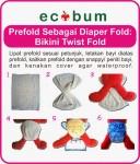 Sebagai Bikini Twist Fold