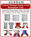 Sebagai Newspaper Fold