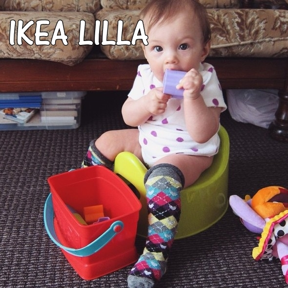 IKEA LILLA in use