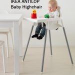 IKEA Antilop, Baby Highchair