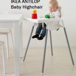 IKEA Antilop, Baby Highchair