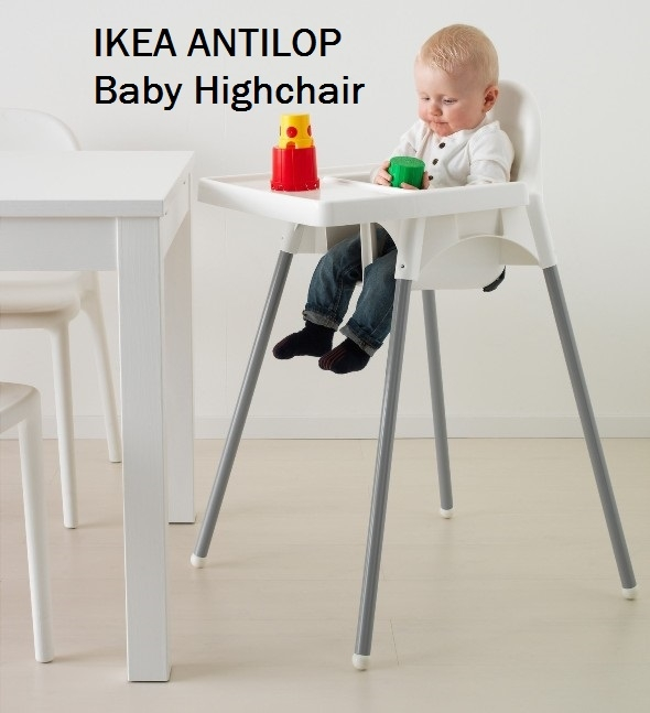Ikea Antilop Baby Highchair