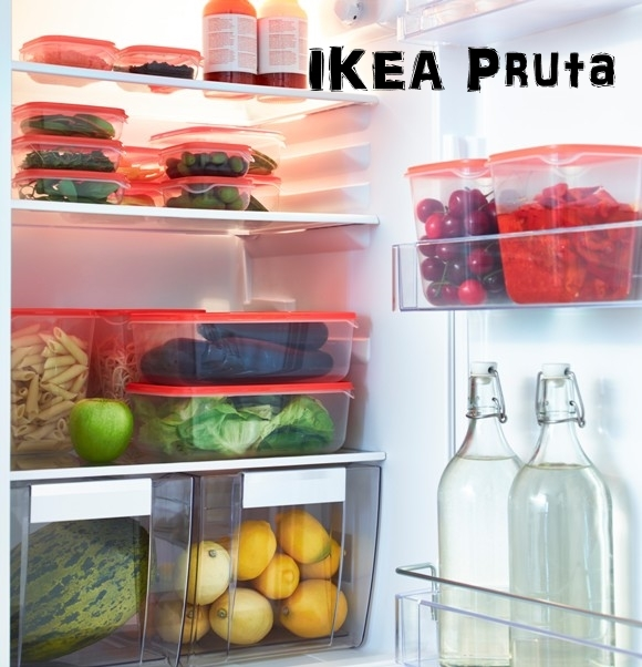 Ikea Pruta in Use