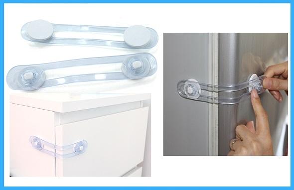 Lucky Baby Safety Multi Purpose Lock