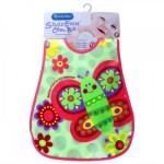 Lucky Baby Stylo Eezee Clean Bib Butterfly