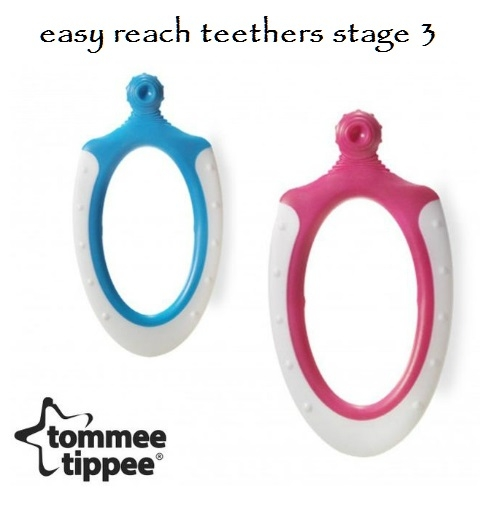 Tommee Tippee Easy Reach Teether Stage 3