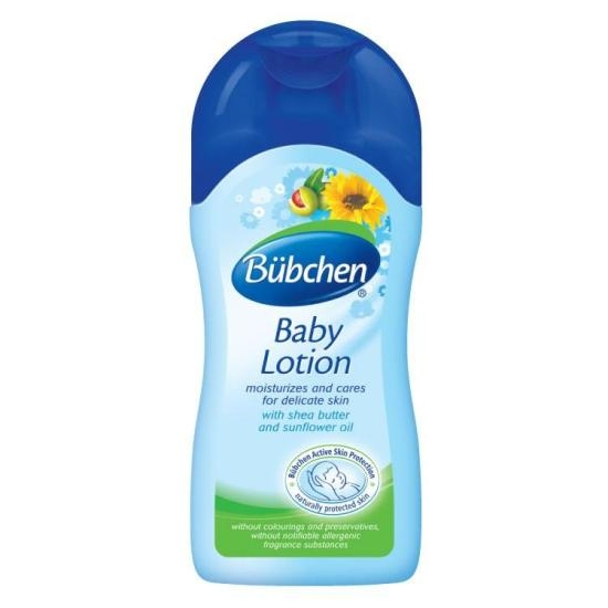 bubchen baby lotion 200ml