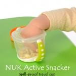 NUK Active Snacker