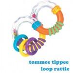Tommee Tippee Loop Rattle
