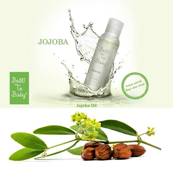 Belli to Baby Natural Oil Jojoba