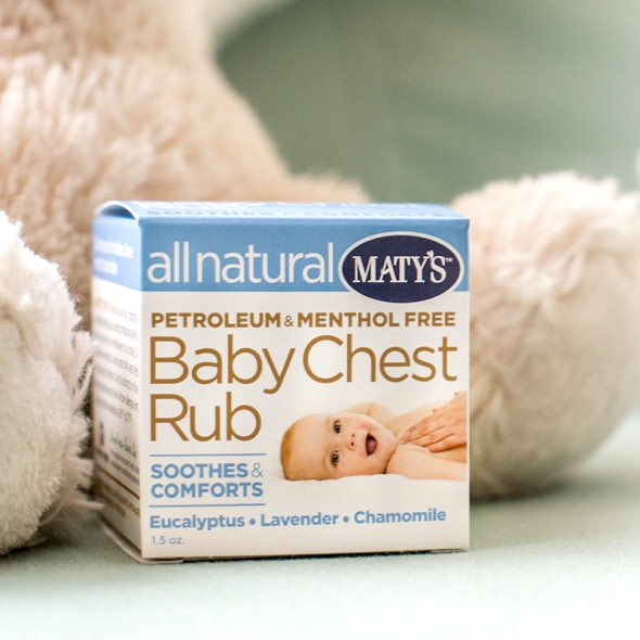 Maty's Baby Chest Rub