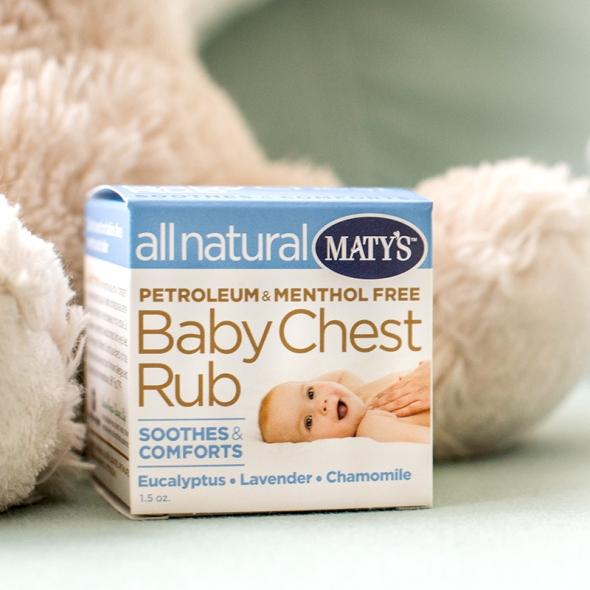 Maty's Baby Chest Rub