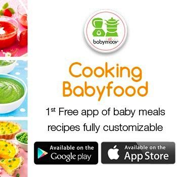 babymoov nutribaby - aplikasi resep
