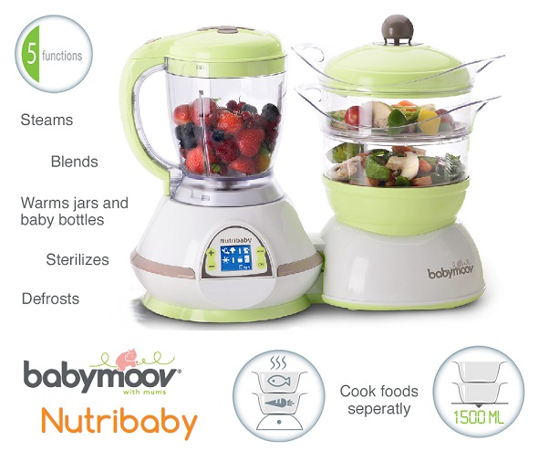 babymoov nutribaby food processor