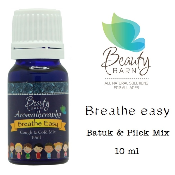 Beauty Barn Aromatherapy Breathe Easy 10ml