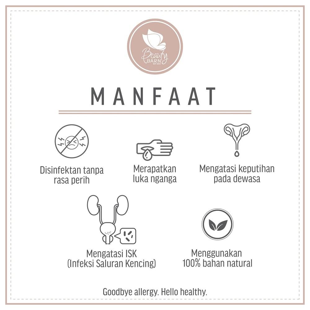 beauty barn skin good (manfaat)