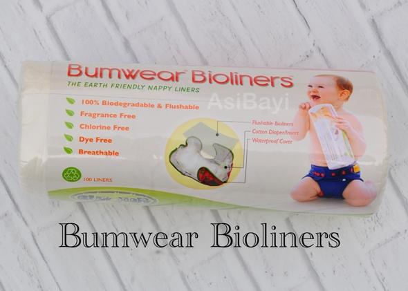 Bumwear Bioliners