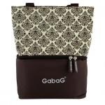 GabaG Creamy Batik, Picnic Coolerbag
