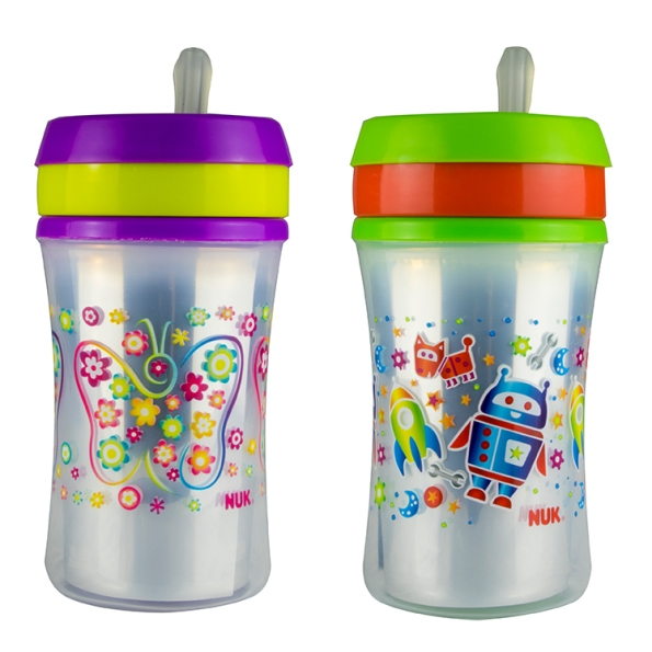 NUK easy straw cup