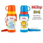 Nuby Click It Insulated Stainless Steel Bottle