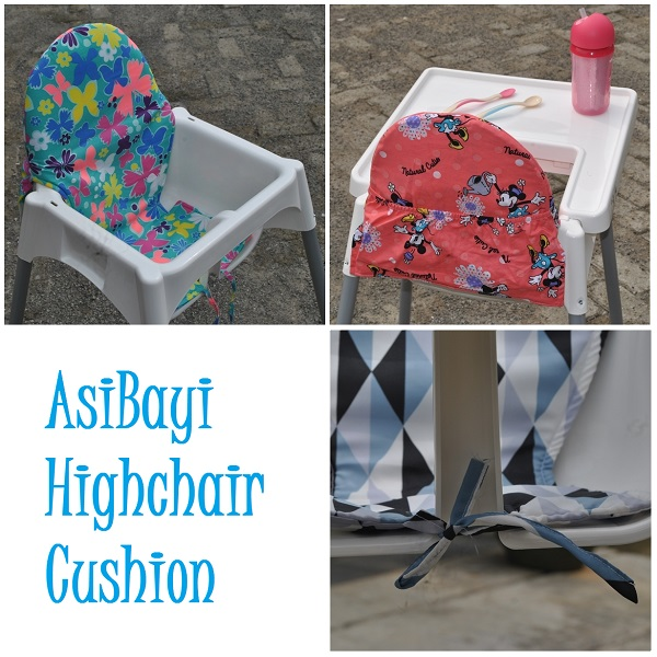 asibayi highchair cushion