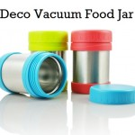Deco Vacuum Baby Food Jar