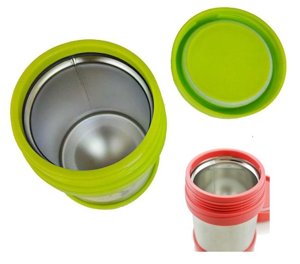 Deco Vacuum Food Jar Interior