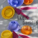 IKEA Sandig Baking Set, Pelengkap Mainan Pasir