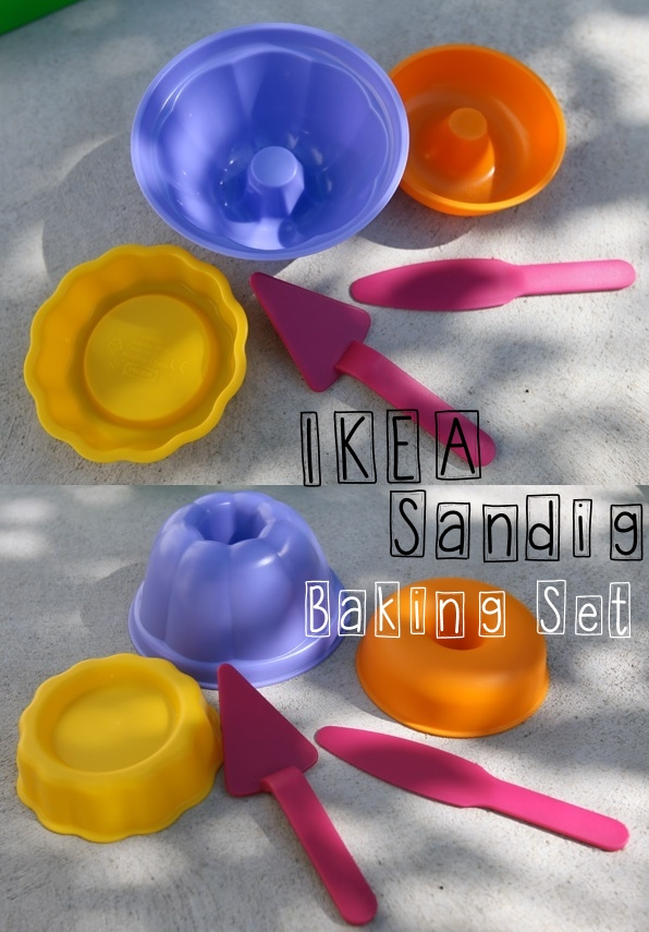 Ikea Sandig Baking Set