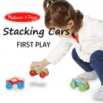 Melissa Doug Stacking Cars