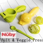 Nuby Fruit Veggie Press