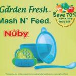 Nuby Mash N Feed