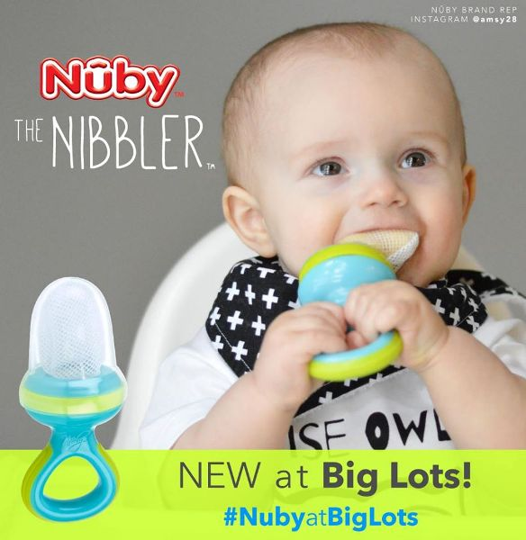 Nuby The Nibbler in use 1