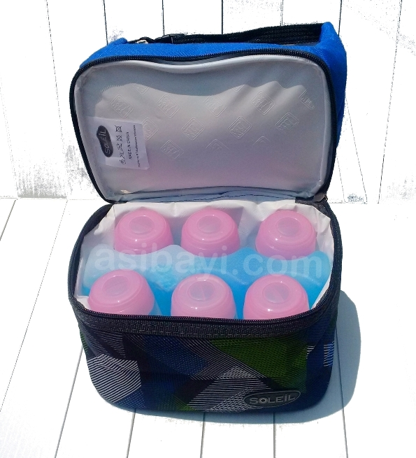 Soleil Soft Cooler Lunch Bag 2