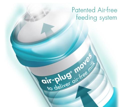 Bare Bottle Air Plug