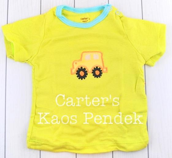 Carters Kaos Lengan Pendek