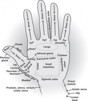 Titik Tangan