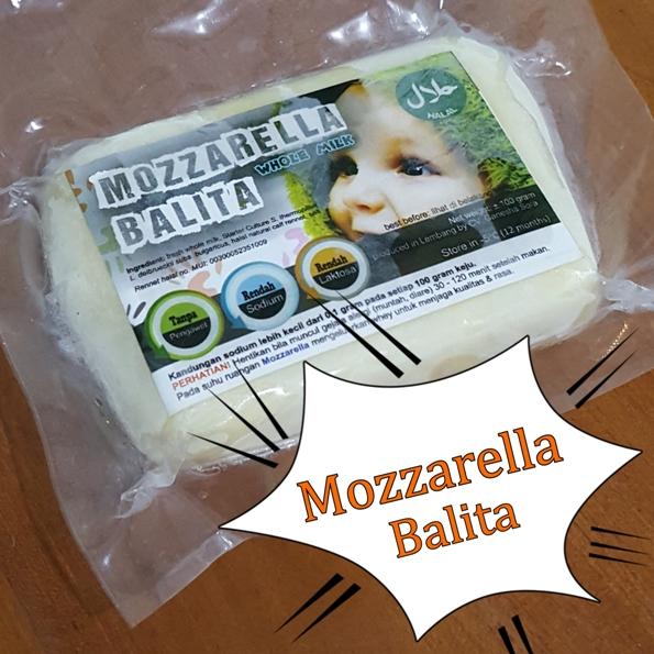 Mozzarella Balita