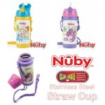 Nuby Clik-It Stainless Straw Cup